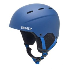Шлем Sinner Poley matt blue (SIHE 135-50-56)